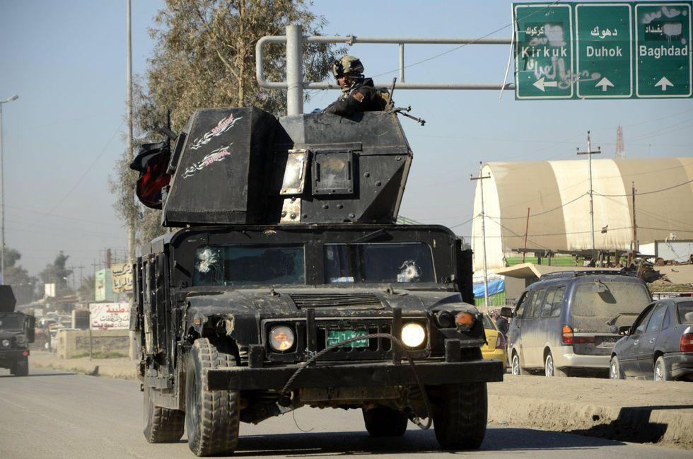 Guerra all'Isis: è iniziata la battaglia finale per Mosul