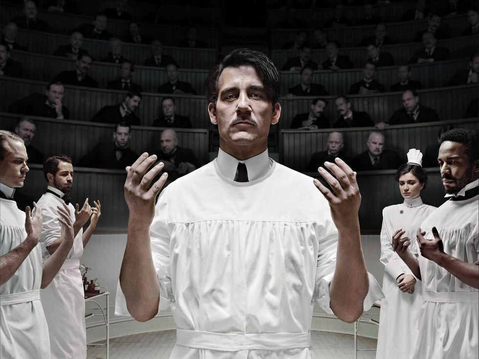 The Knick, la nuova serie di Sky diretta dal premio Oscar Steven Soderbergh
