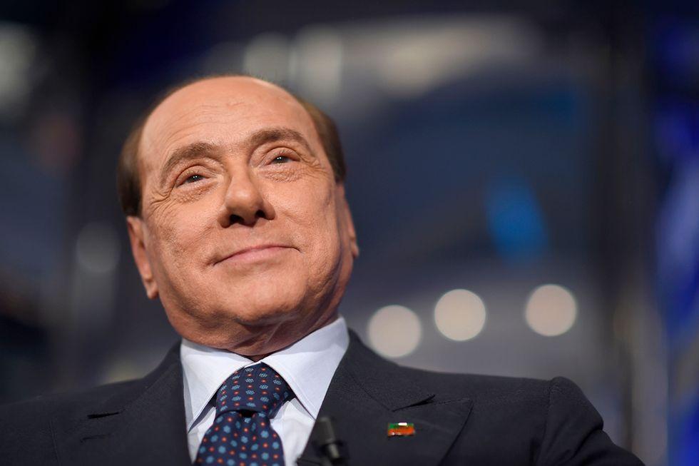 Berlusconi attacca Renzi: rischio deriva autoritaria