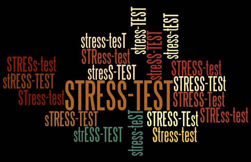 Banche e stress-test: perchè non servono a nulla