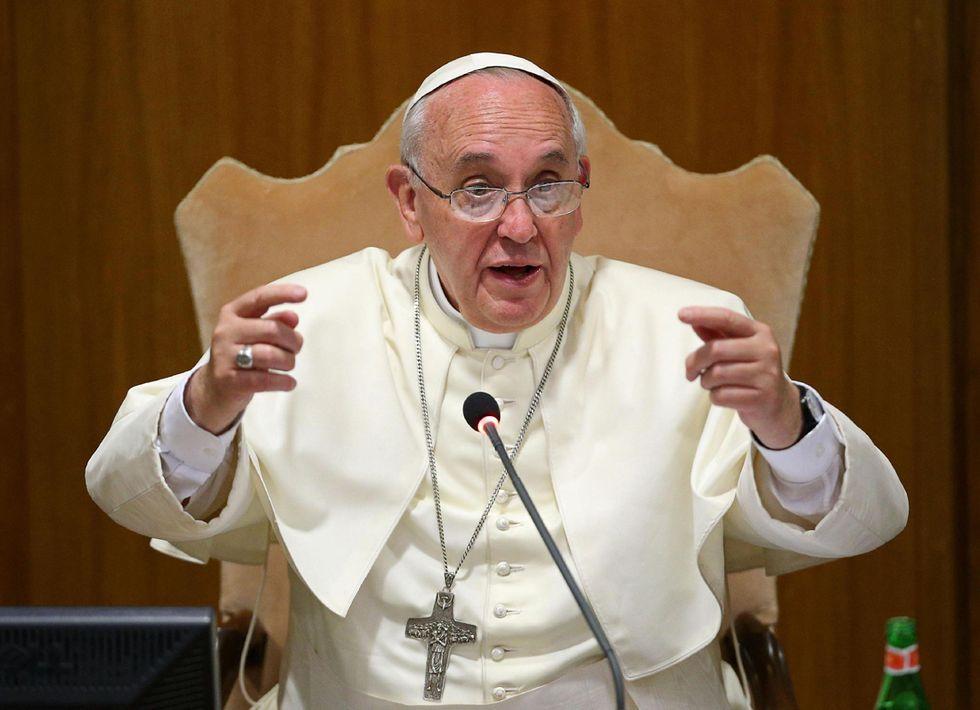 "Papa Francesco: ""L'ergastolo pena di morte nascosta"""