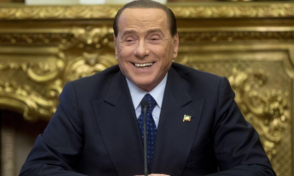 La nuova discesa in campo di Berlusconi