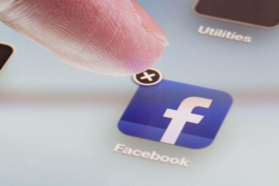 Elimina Facebook