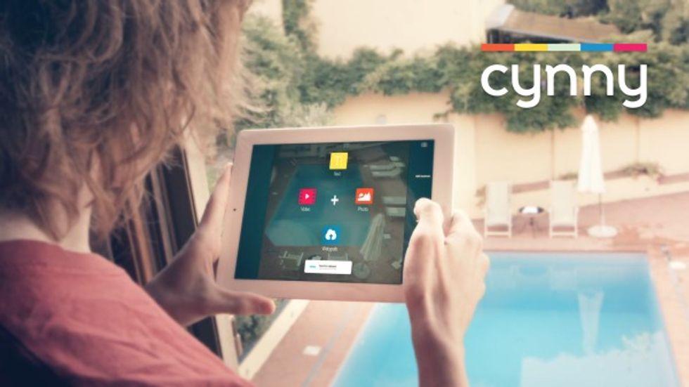Cynny, il futuro della tv passa dal web