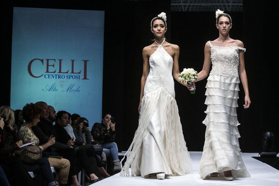 """Rainbow wedding fashion show"": l'alta moda per il matrimonio gay"