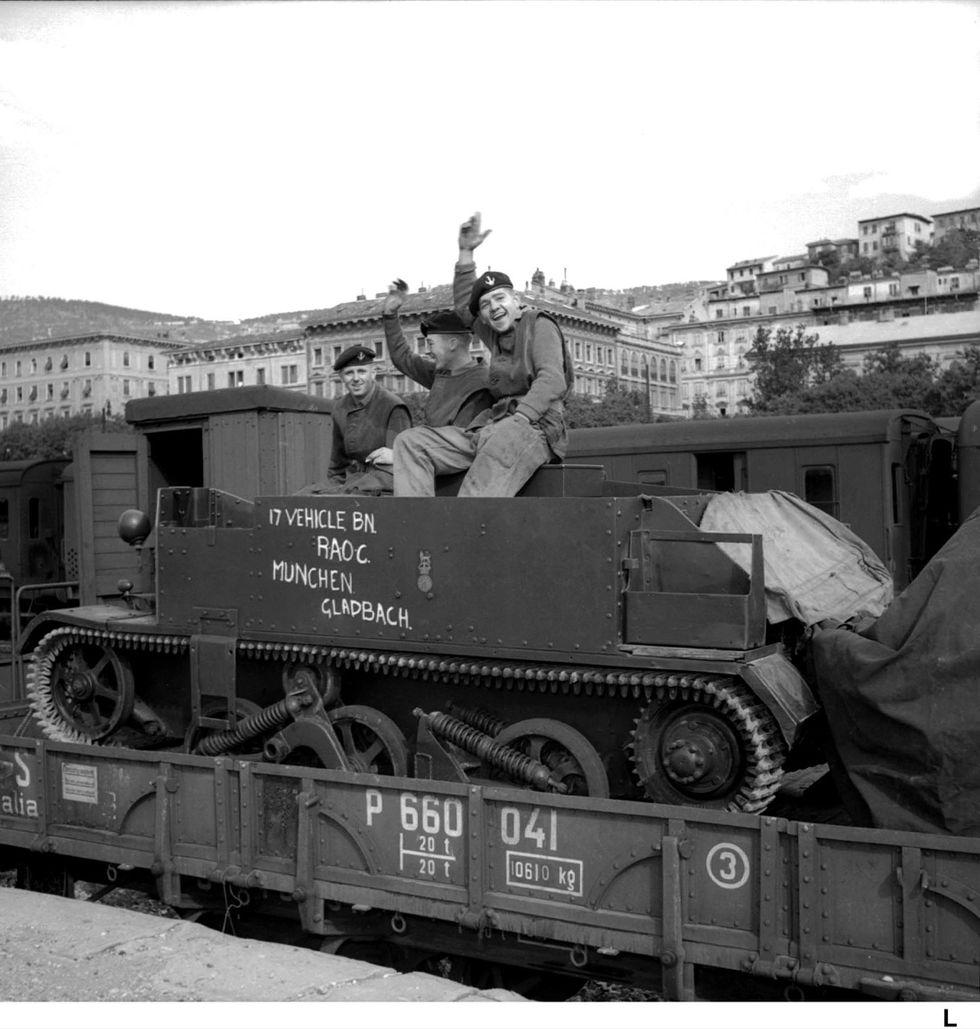 26 ottobre 1954: Trieste torna italiana