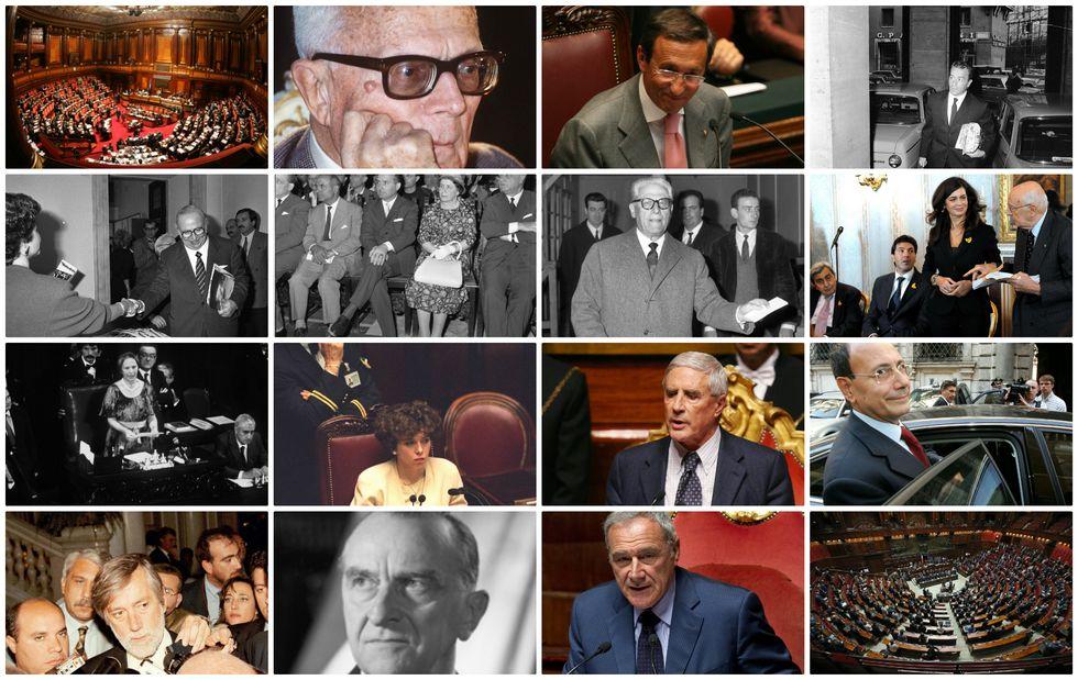 presidenti camera senato
