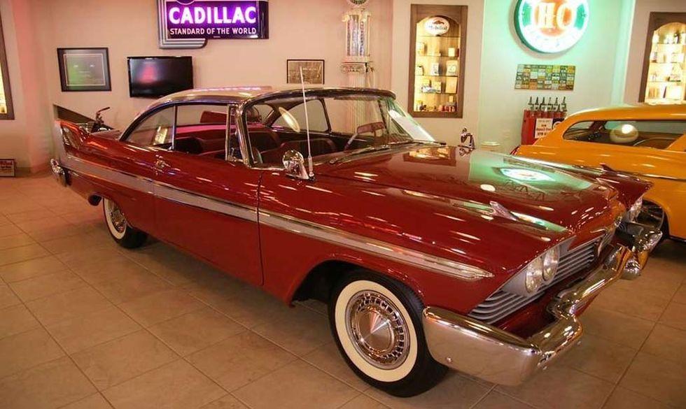 'Christine – La macchina infernale': in vendita l'auto del film