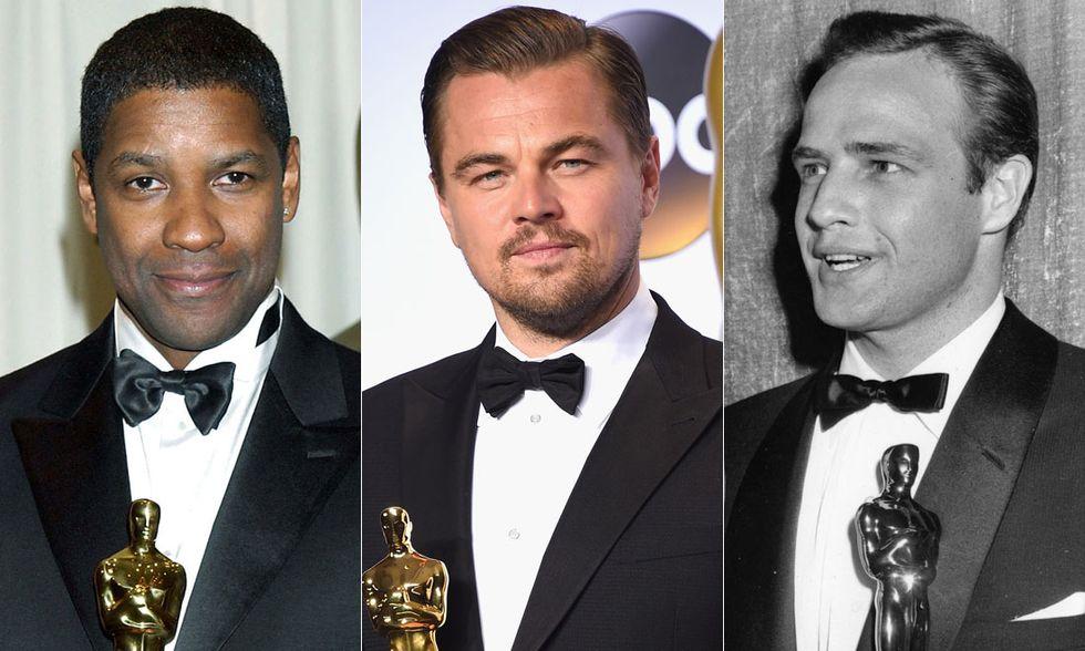I 10 attori più sexy che hanno vinto l'Oscar