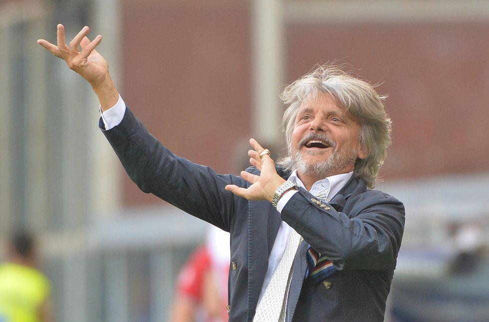 Sampdoria - Roma diventa un derby