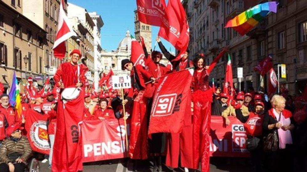 Flop dei sindacati: il problema è la rappresentanza