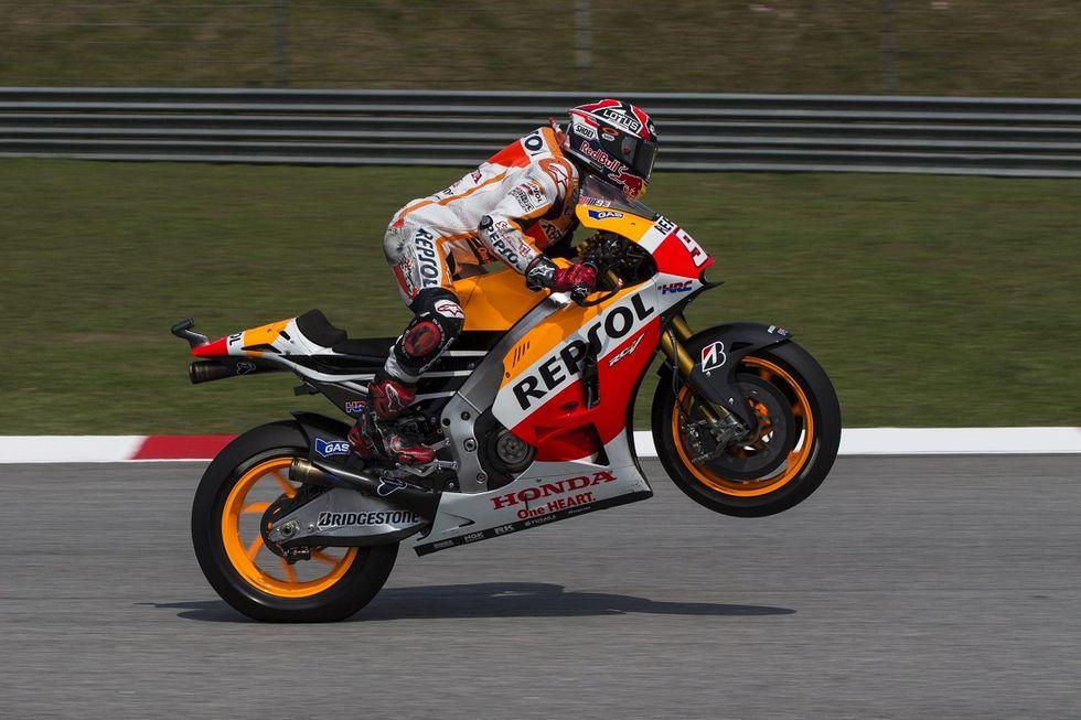 Sepang 2014: Marquez fa 12, Rossi 2°