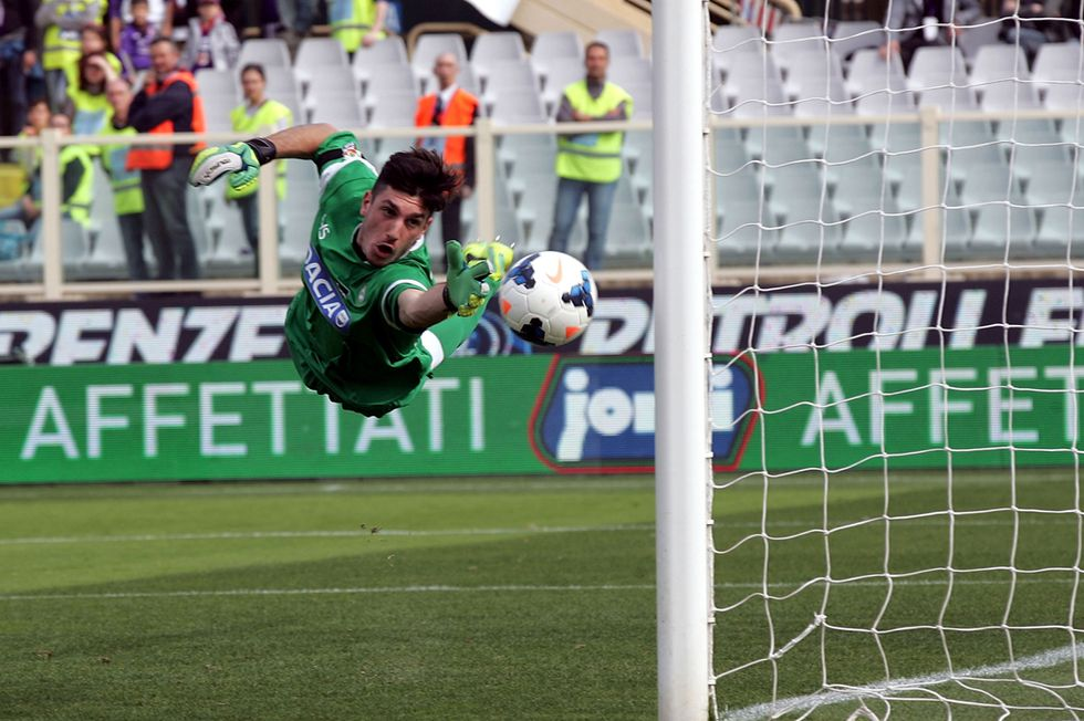 Udinese: ma che fine ha fatto Scuffet?