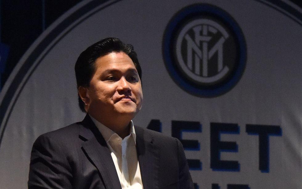 """La carica di Thohir per l'Inter: """"Crediamo in voi, battiamo il Wolfsburg"""""""