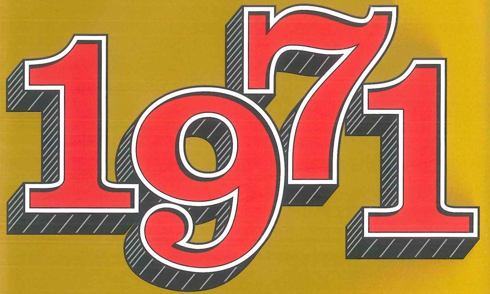 1971. L'anno d'oro del rock