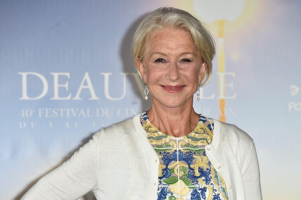 Helen Mirren, a 69 anni è il nuovo volto L'Oréal