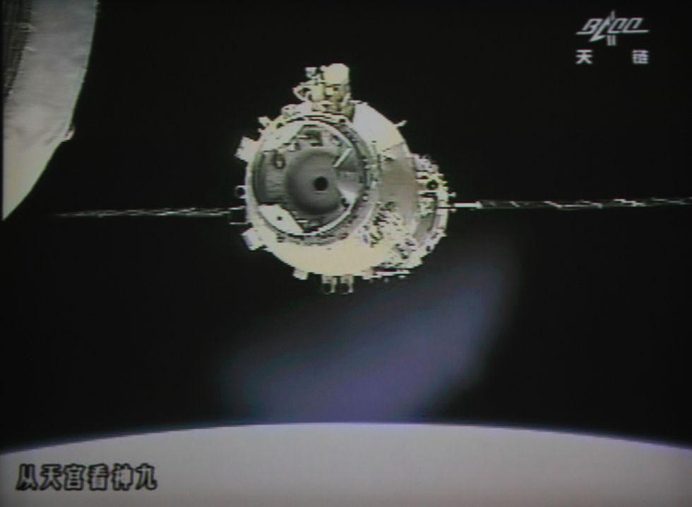 Stazione spaziale cinese: ecco perché la sua caduta non ci deve preoccupare