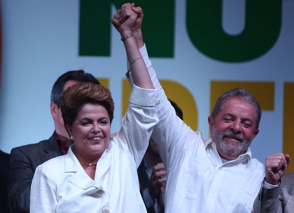 Brasile, nella vittoria di Dilma c'è tanto Lula