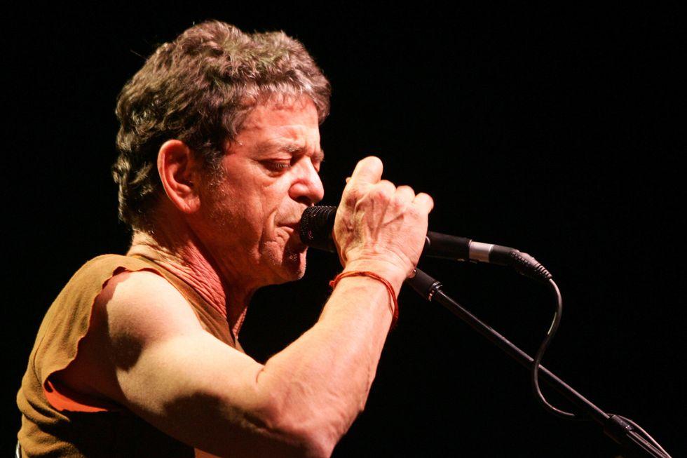 Lou Reed, 5 anni senza - Le 10 canzoni memorabili