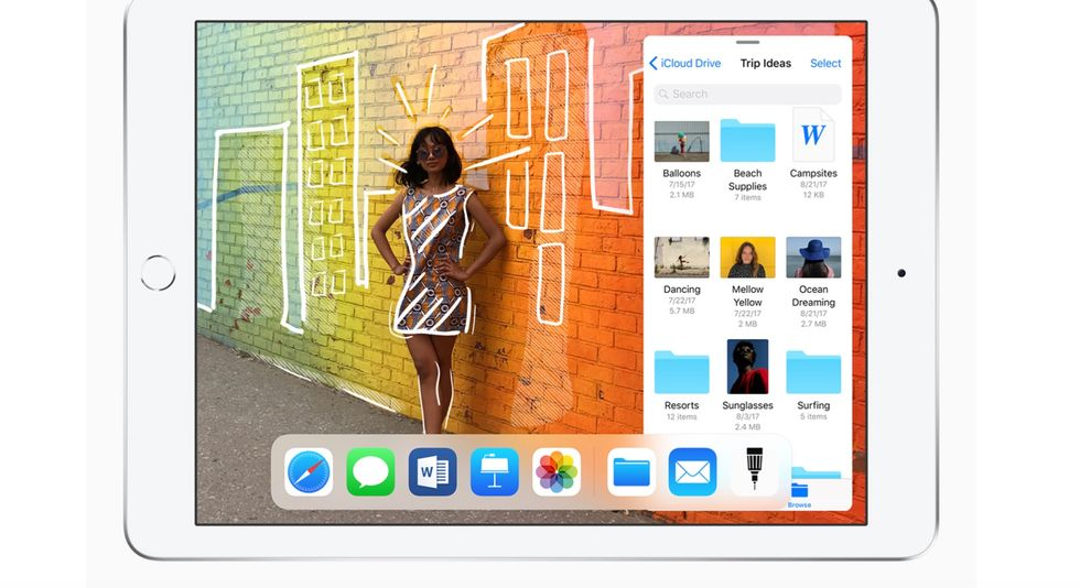 iPad 2018, finalmente un modello economico