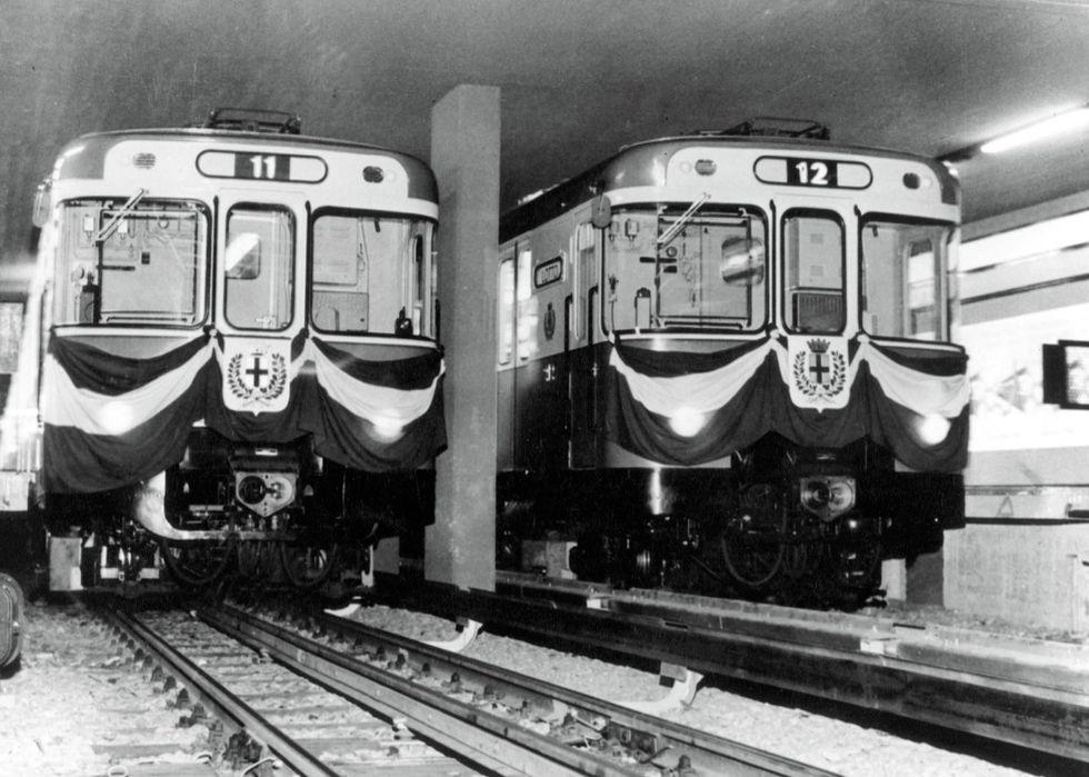 "50 anni fa nasceva la ""Metropolitana dei Milanesi"""