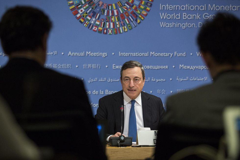 5 domande a Mario Draghi