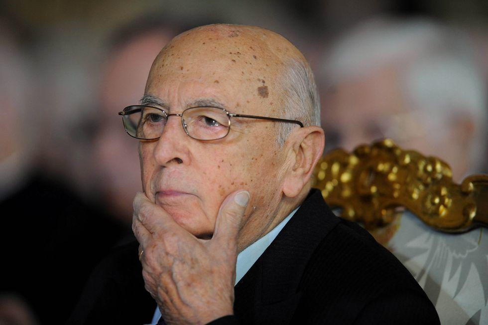 Napolitano: le dimissioni dopo il semestre Ue
