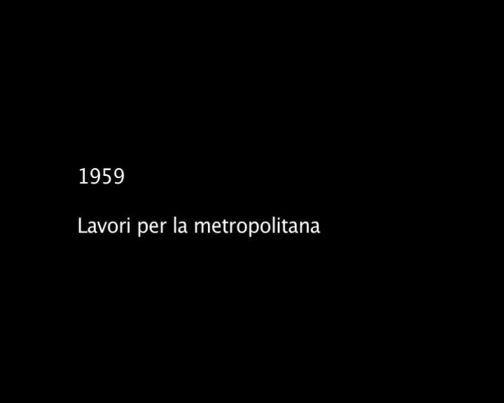 I 50 anni della Metropolitana di Milano