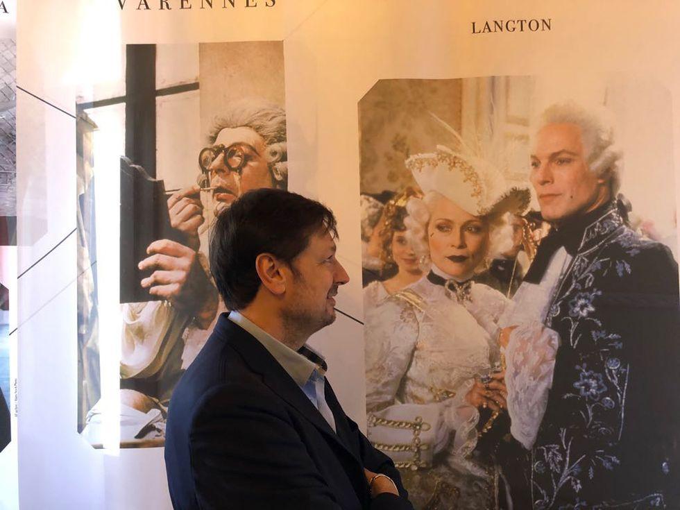 """Carlo Parodi: """"Non potendo essere Casanova lo celebro con un museo"""""""