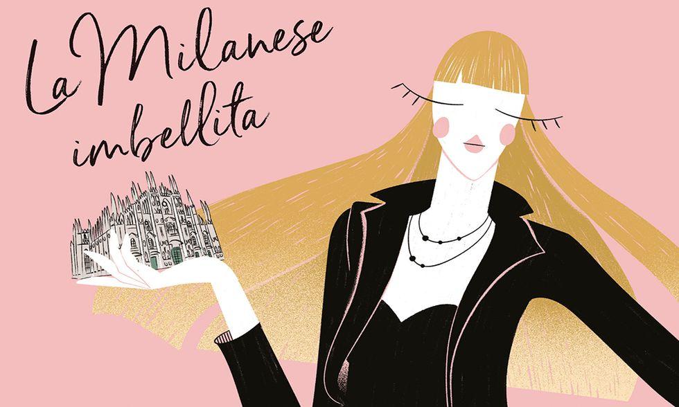 La Milanese Imbellita di Alice Abbiadati e Alice Rosati