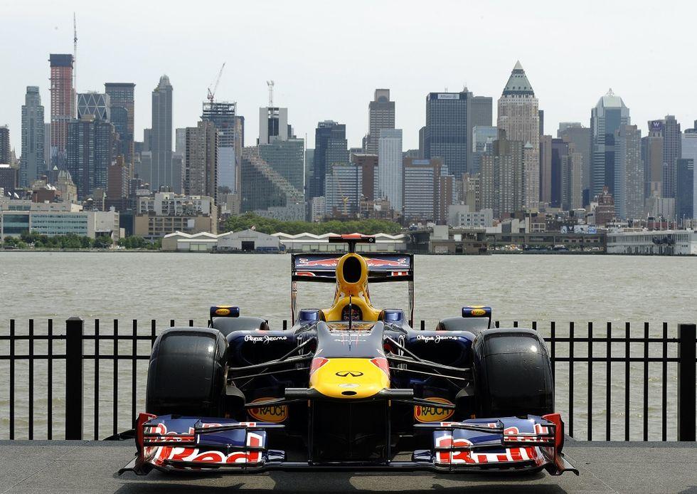 Anno 2014, fuga dalla Formula 1