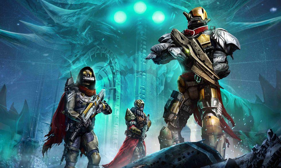 Destiny, arriva l'espansione 1: L'oscurità dal Profondo