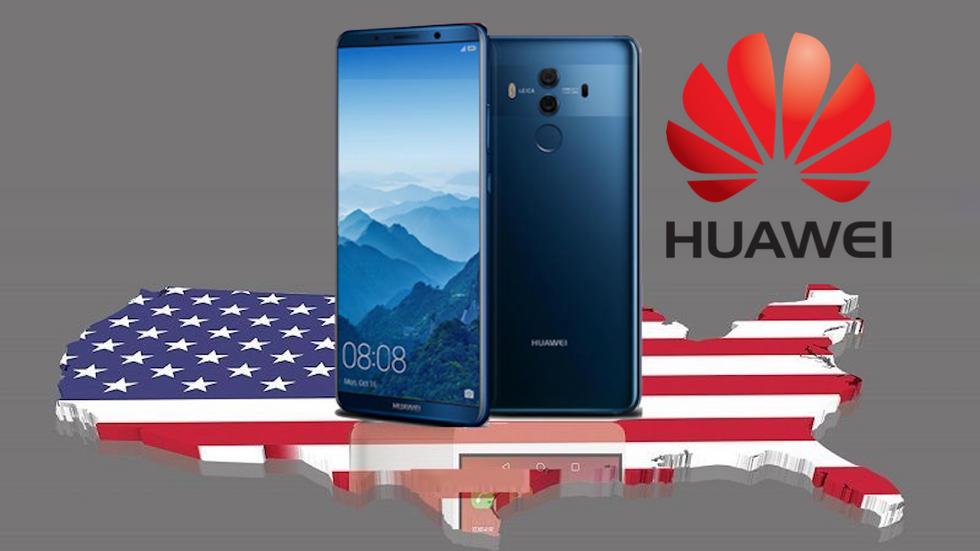 Huawei Senato Verizon