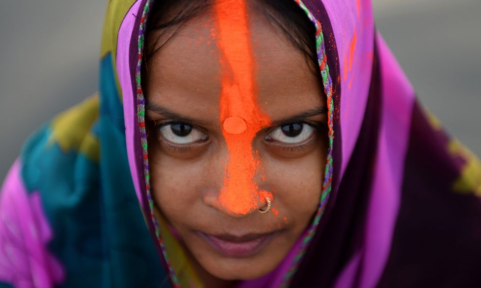 Chhath, la festa induista dedicata al dio Sole