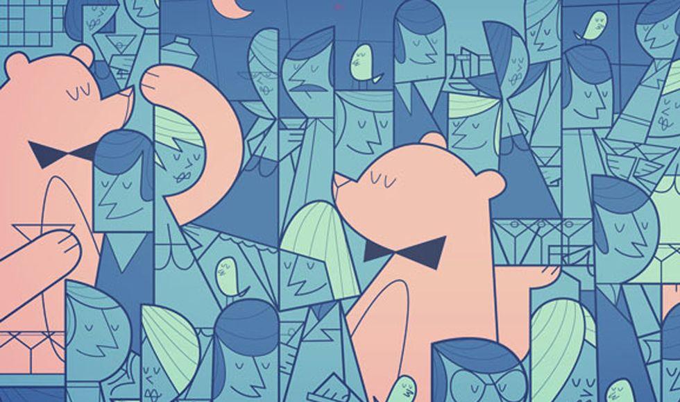 I migliori illustratori italiani: intervista ad Alessandro Giorgini
