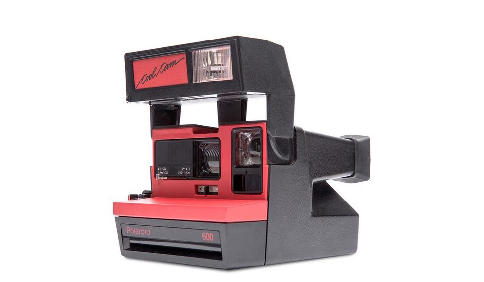 Impossible Polaroid Serie 600, la rinascita dell'istantanea