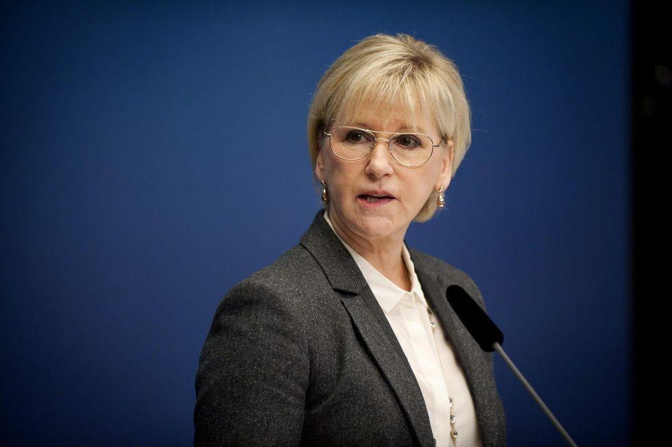 La Svezia dice sì allo Stato palestinese