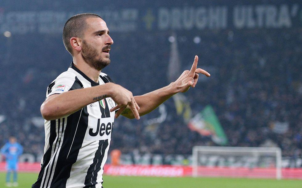 Bonucci escluso da Porto-Juventus per punizione: provvedimento tardivo