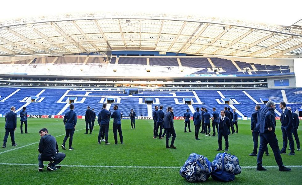 Porto-Juventus: Allegri tra caos Bonucci e sfida Champions