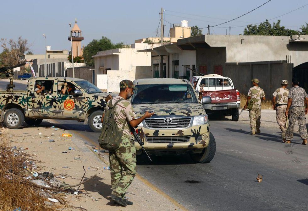 Libia: gli americani lasciano il Paese