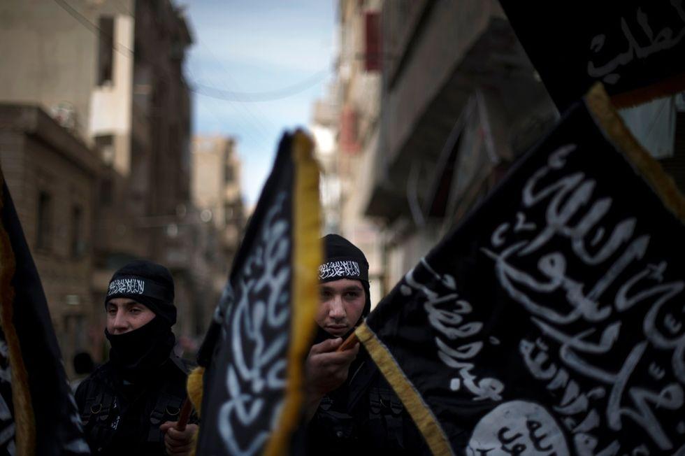 Isis: la mappa degli jihadisti alleati con il Califfo