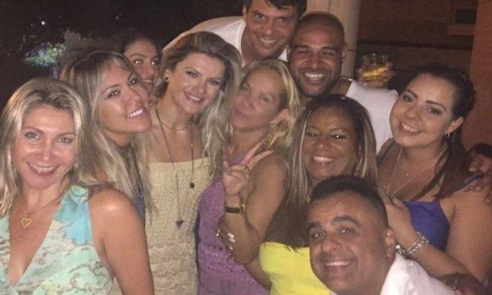 Adriano-Instagram-party