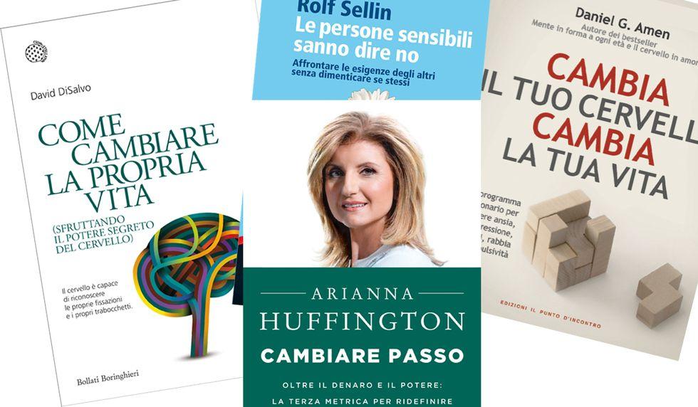 4 libri per cambiare (in meglio)