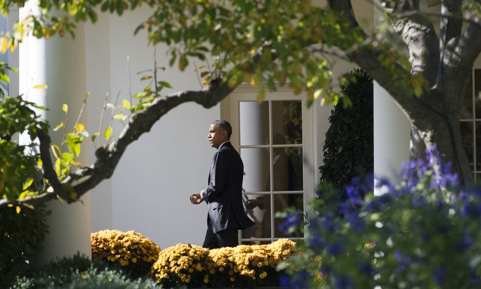 Mid-term: un fantasma alla Casa Bianca