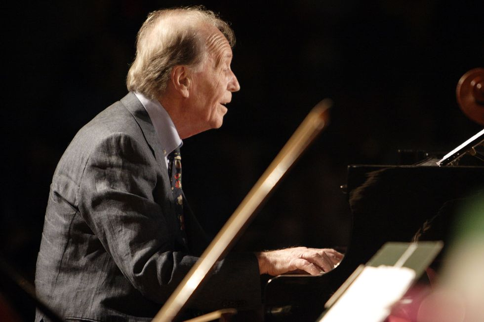 È morto Renato Sellani, leggenda del piano jazz