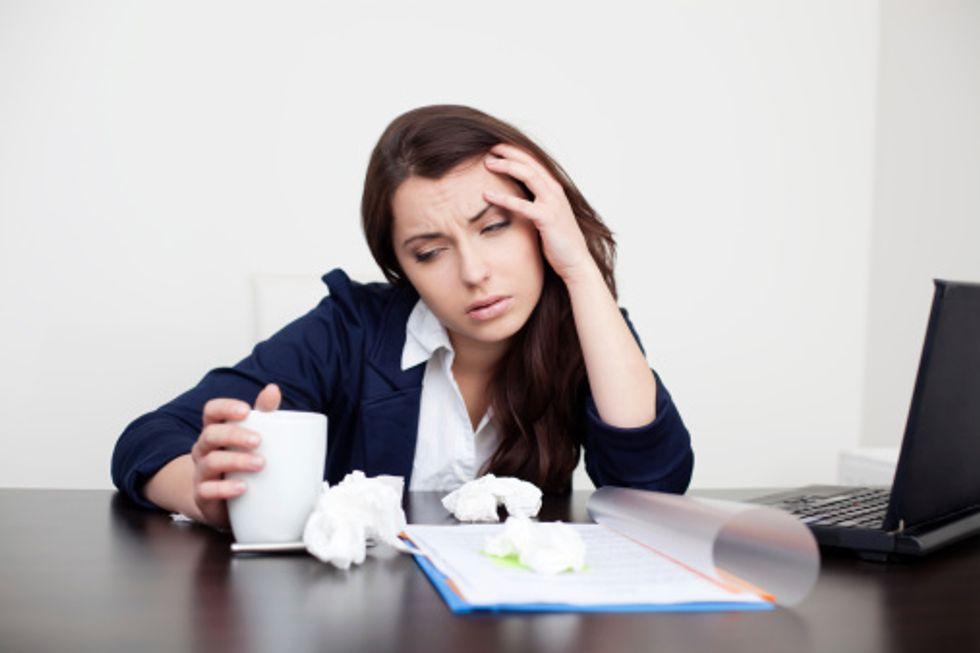 Le 10 scuse più assurde per non andare al lavoro