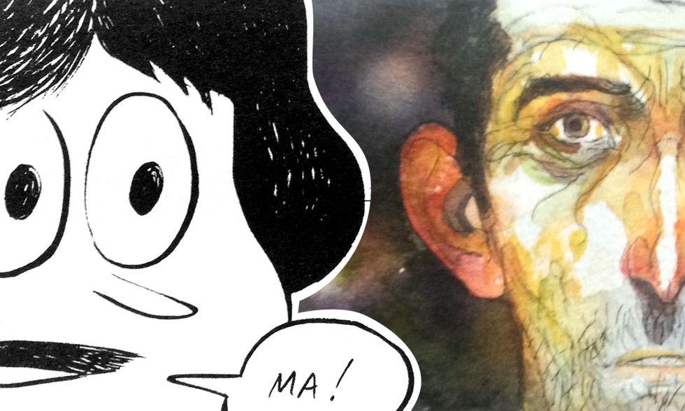 Gipi e Tuono Pettinato, fumetti degli autori premiati a Lucca Comics 2014