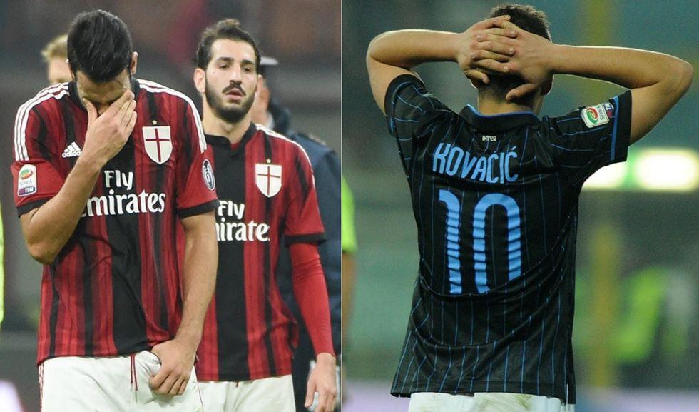 Milan e Inter, c'era una volta la grande Milano