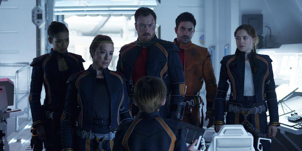 Lost in Space: trailer e foto dell'attesissima serie tv di Netflix