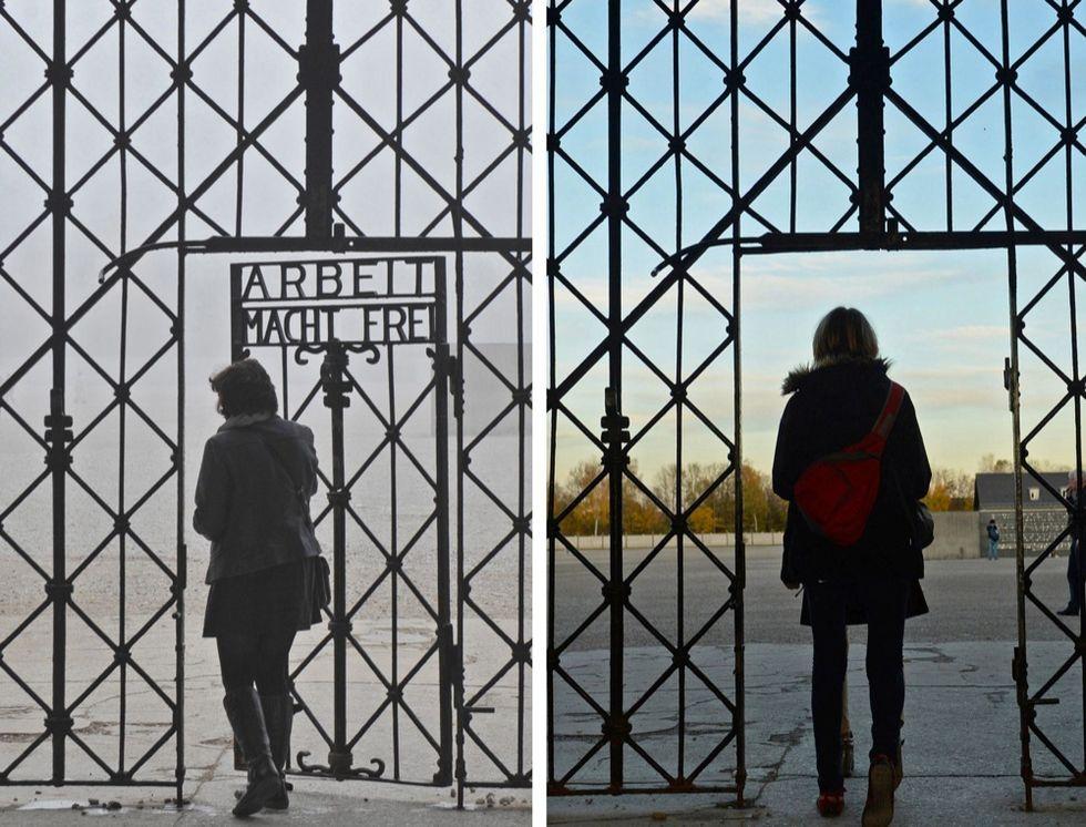 """Furto a Dachau: """"È un'offesa ai superstiti"""""""